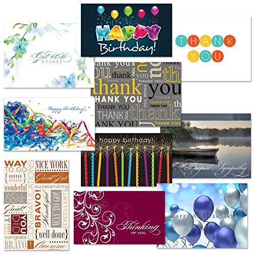 Traditional Occasion Card Assortment Pack
