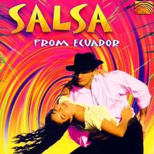 Salsa From Ecuador by Johnny Guala