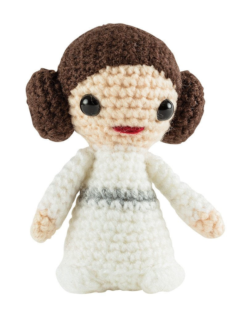Star Wars Crochet Pack (Star Wars Craft): Amazon.es: Lucy Collin ...