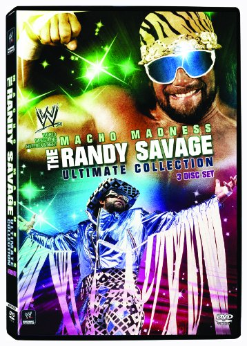WWE: Macho Madness - The Randy Savage Ultimate Collection (Macho Man Randy Savage Best Matches)