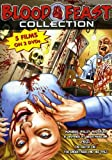 Blood Feast Collection: 5 Horror Movies