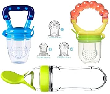 Baby Infant Toddler Silicone Nipple Feeding Milk Bottle Pacifier Standar Size