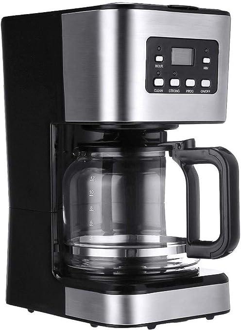 NO BRAND Máquina de café, el café de la máquina 12 Copas, Semi ...