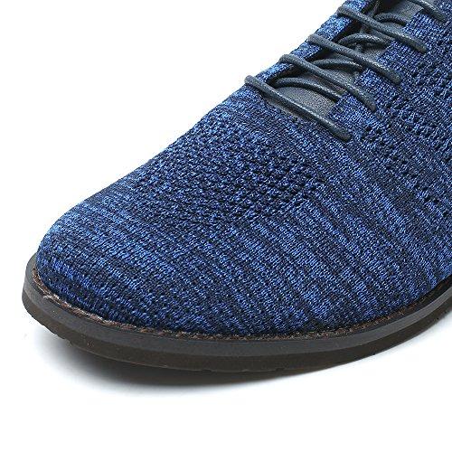 2 Height Blue Men's Increasing 36 inches AH81C10K091D Taller Sneaker CHAMARIPA Elevator ORq6A