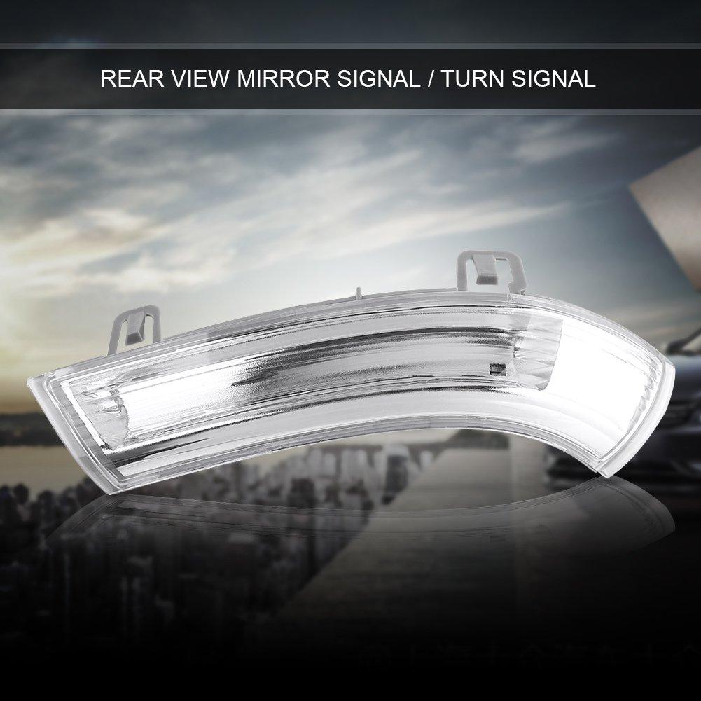 Keenso Auto Right Side Wing Spiegelanzeige Blinker Gl/ühbirne