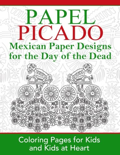 Papel Picado: Coloring Pages for Kids and Kids