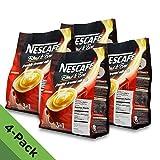 4 PACK ★ Nescafe Improved 3 in 1 Original (was Regular) Pre mix...