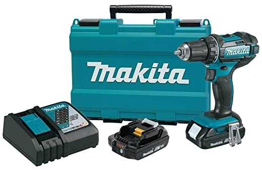 18V Compact 1 2 Driver-Drill KIT