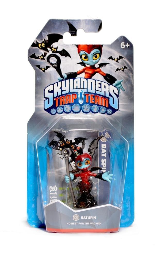 Skylanders Trap Team Bat Spin Single Character Pack