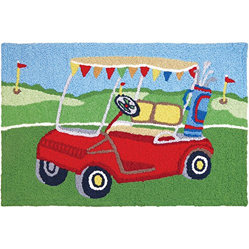 Jellybean Golf Cart Kitchen Indoor/Outdoor Machine Washable