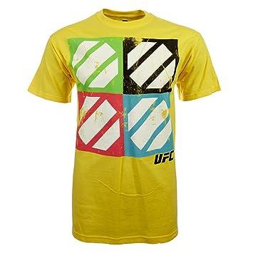 UFC Camiseta de artes marciales mixtas de hombre Ultimate Fighting Championship, hombre, Championship 4