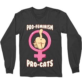 4698b342 Amazon.com: Pro Choice Pro Feminism Pro Pizza Shirt FEMINIST Tshirt ...