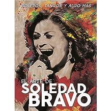 Boleros, Tangos Y Algo Mas _ El Arte De Soledad Bravo (3 Cd Set)