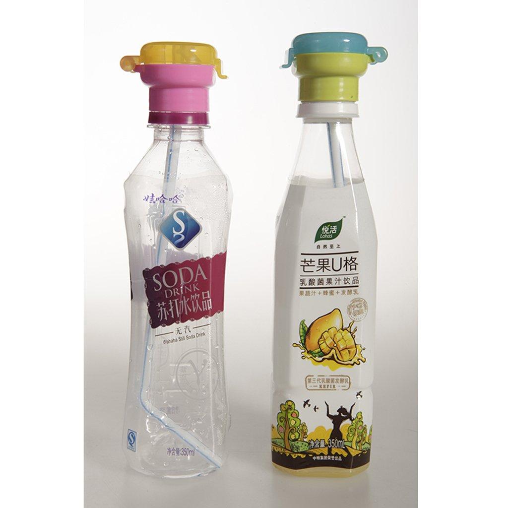 Baby Niños botellas Beber paja protectora tapa de repuesto ...