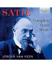 Satie: Complete Piano Music [Box Set]