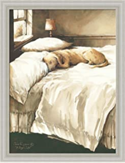 Amazon.com: Home Alone by John Rossini 17x21 Dog Beagle Puppy ...