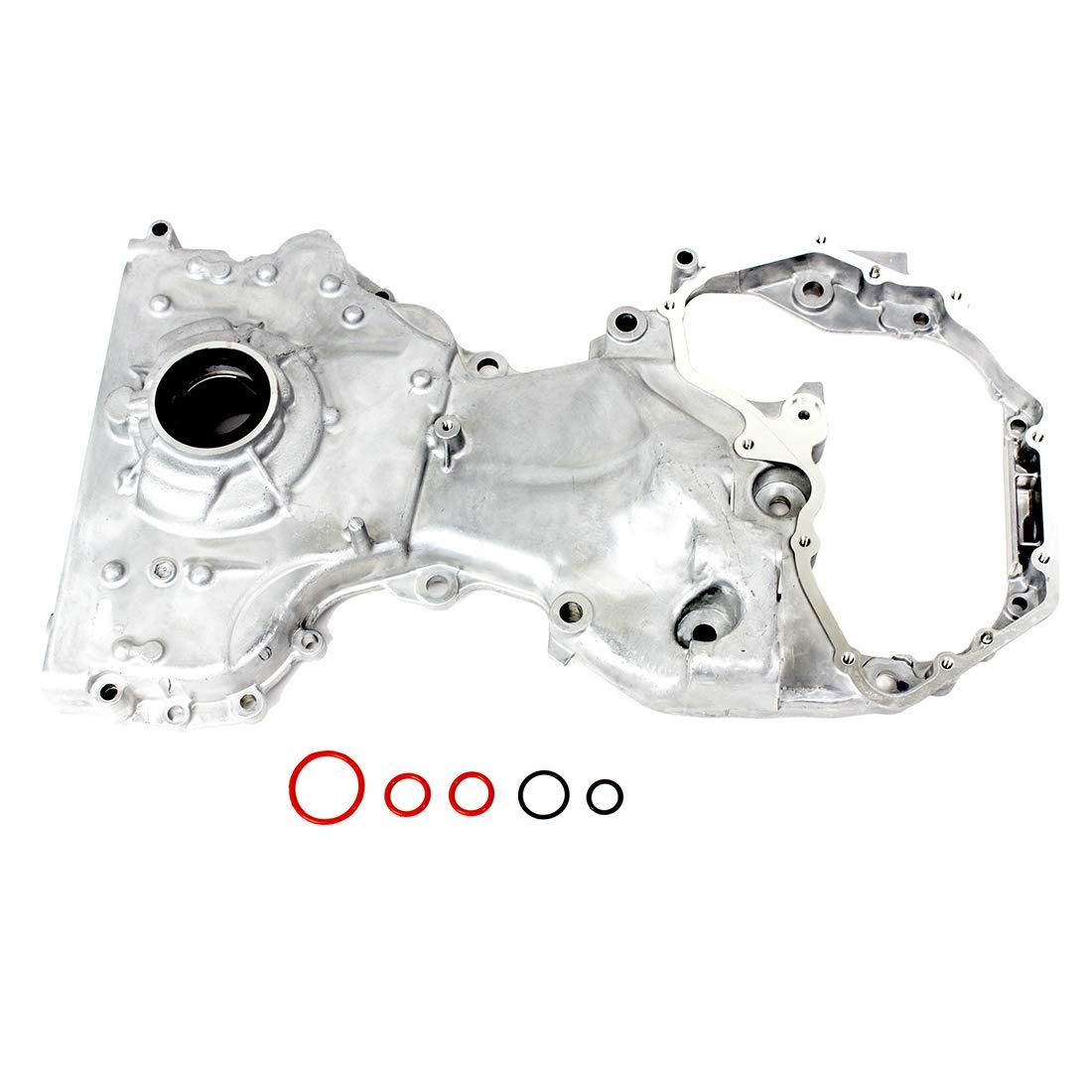 DNJ Oil Pump OP638A for 91-94 Nissan NX Sentra 1.6L DOHC GA16DE