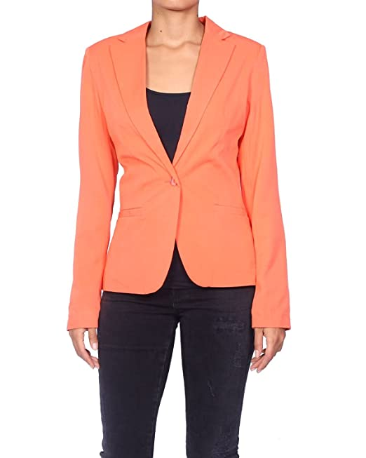 Kaporal - Chaqueta para Mujer Rente - Naranja, M: Amazon.es ...