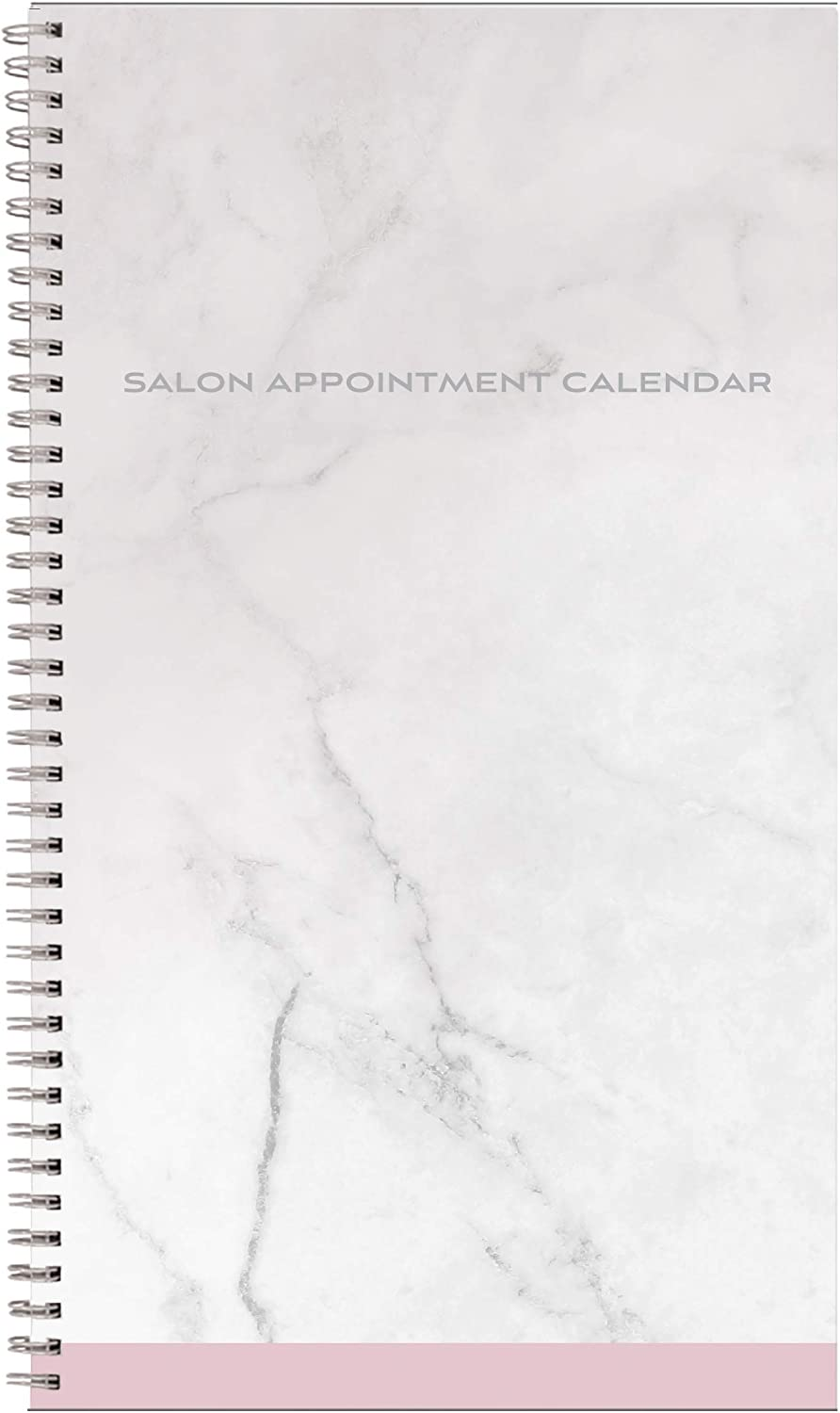 374 Diane Fromm 6-Column Salon Appointment Book