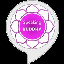Speaking Buddha