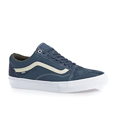 6b356f77f75 Amazon.com  Vans Old Skool Pro Shoes Dull Navy  Shoes