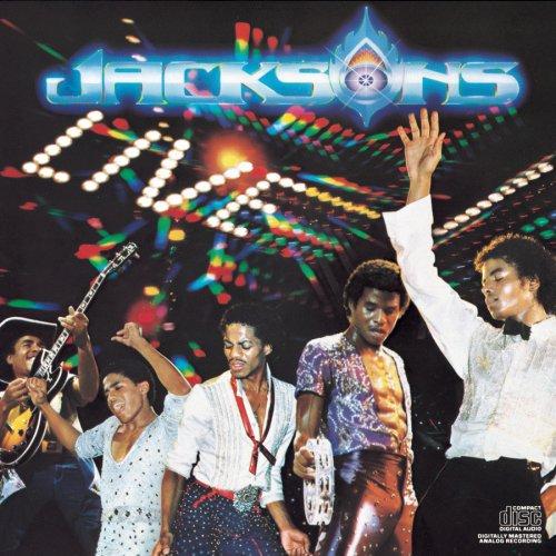 CD : The Jacksons - Live (CD)