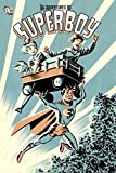 The Adventures of Superboy by Don Cameron front cover