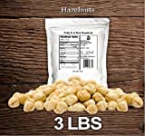 #10: (3 LBS) Daily Roasted/Blanched Hazelnuts