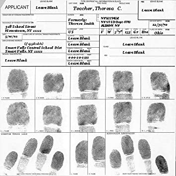 Image result for fingerprint card