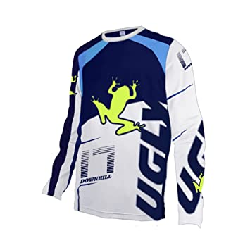 Uglyfrog Bike Wear Mens Downhill Jersey Rage MTB Cycling Top Cycle Long  Sleeve Spring Mountain Bike Shirt  Amazon.co.uk  Sports   Outdoors 40c797580