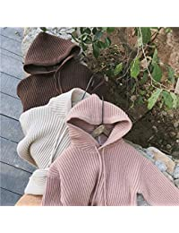 Pandapang Boys Casual Base Under Layer Cute Knitted Pullover Jumper Sweaters
