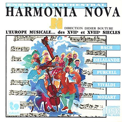 Bach: Orchestral Suite No.1 in C Major, BWV 1066 - Delalande: Symphonie de Noël (Christmas Symphony) - Purcell: Abdelazer Suite, Z. 570 - Vivaldi: Sinfonia in B Minor, RV 169 - Mozart: Adagio and Fugue in C Minor, K. 546