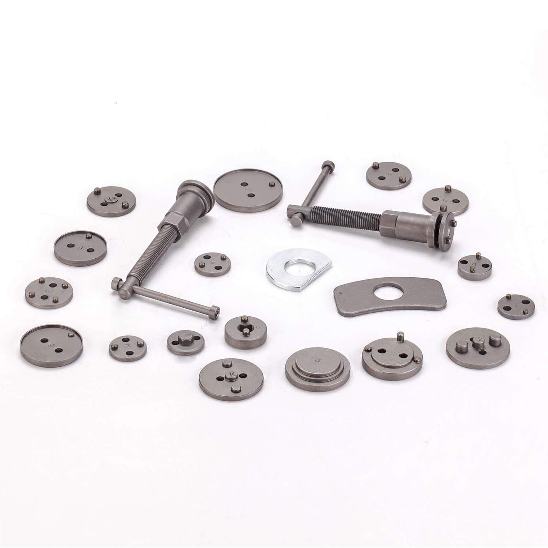Suge Brake Caliper Wind Back Tool Set 22pcs Car Tools Set Universal Use for Disc Piston Rewind