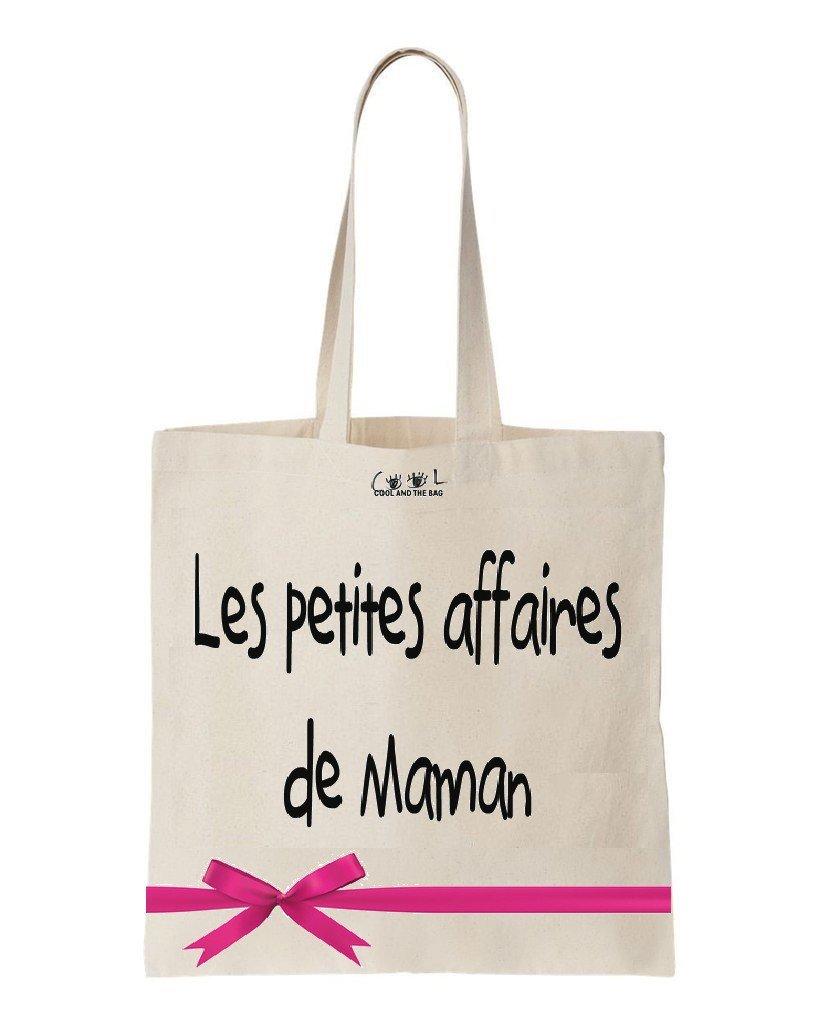 Tote Bag Les petites affaires de Maman CATB-TO-AM3