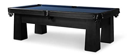 Attirant Plank U0026 Hide Carnegie 8 Ft Billiards Pool Table W/Drawer   Black