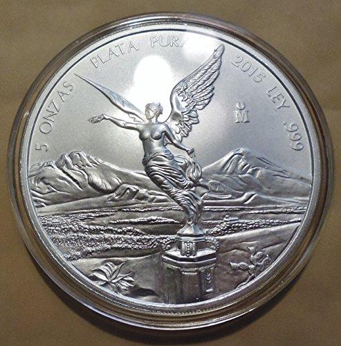 2015-mexico-5-oz-libertad-silver-brilliant-uncirculated