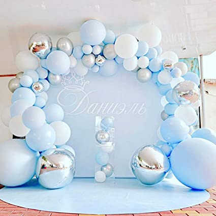 5M Balloon Clip Fixing Tool Wedding Party Room Decoration Balloon Chain