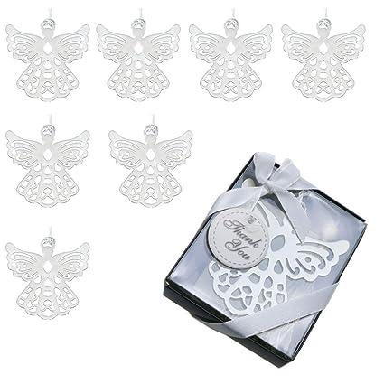 Amazon Pack Of 8 Fashioncraft Angel Bookmark Favors Wedding