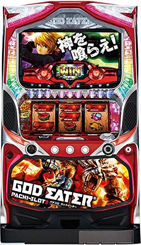 【中古】パチスロ実機 山佐 ゴッドイーター【スロット標準セット】コインがあればすぐに遊べる B00YGOJFI4