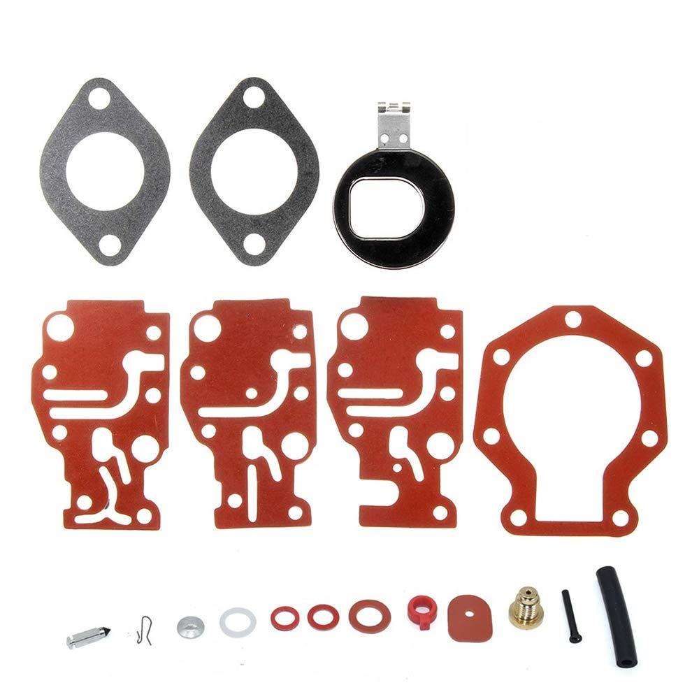 CQYD New Carburetor Carb Repair Rebuild Kit For Johnson//Evinrude 439073 0439073 18-7219