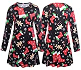 Lurryly Outfits for Girls Size 10 12 Toddler Girl Dresses Outfits for Girls Size 6-7,Sweatshirts for Teen Girls Rompers for Girls Under 10 Dollars Clothes for Girls❤Black Women❤XL
