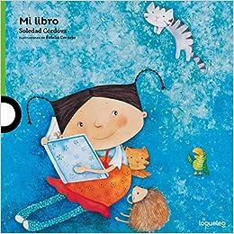 Amazon Com Mi Libro My Book Serie Verde Album Ilustrado