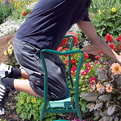 Apontus Garden Kneeler Seat Stool