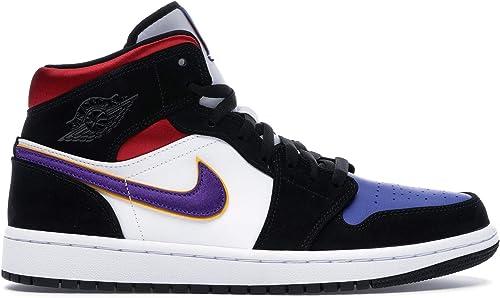 Nike Air Jordan 1 Mid Se, Scarpe da Fitness Uomo: Amazon.it