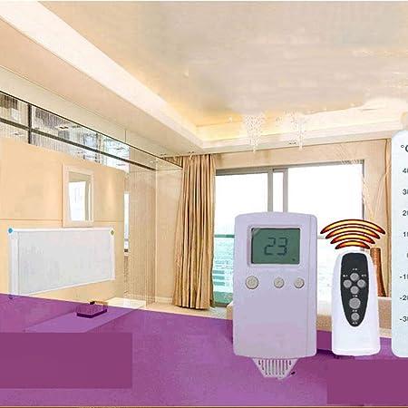 Radiador Eléctrico, Calefacción Eléctrica, Calefacción Eléctrica para El Hogar - Ahorro De Energía - Calor Rápido - Blanco @Greawei: Amazon.es: Hogar