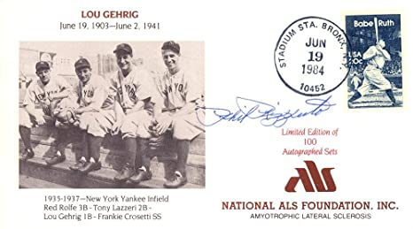 JSA Certified Autographed Baseballs Oalb Coa Bl403 Phil Rizzuto Signed Ball