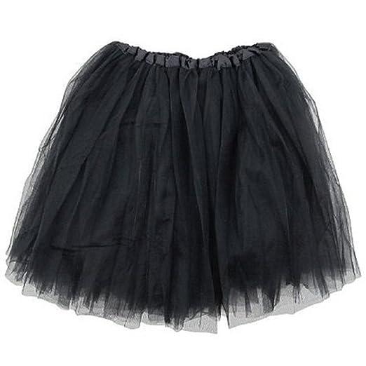 8593dd7dff Amazon.com: Girls Tulle Ballet Tutu Skirt Fairy Angel