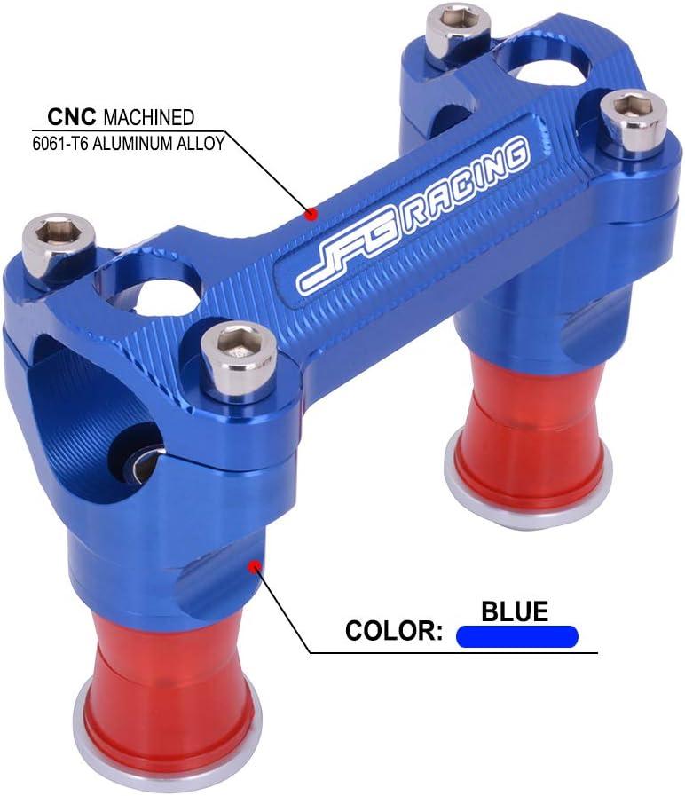 Handlebar Risers 1 1//8 Handlebar Mount Clamp For Husqvarna FC TC FX 125 250 300 350 450 FC250 FC350 FC450 TC125 TC250 FX350 FX450 TX300