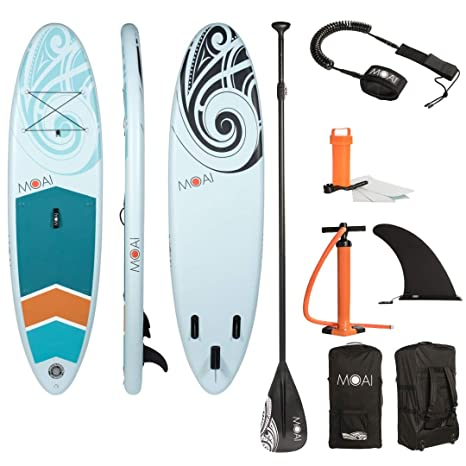MOAI SUP Hinchable: Stand Up Paddle Board 106