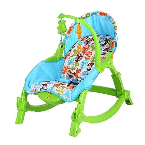 Mecedora Infantil Silla Mecedora para bebé Silla reclinable para ...